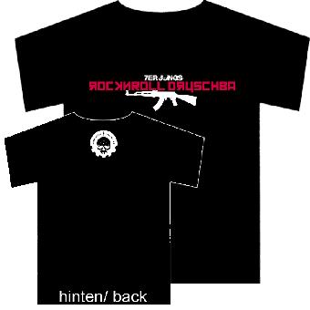 """7er Jungs """"Rock`n`Roll Druschba 2"""" T-Shirt (reduziert)"""