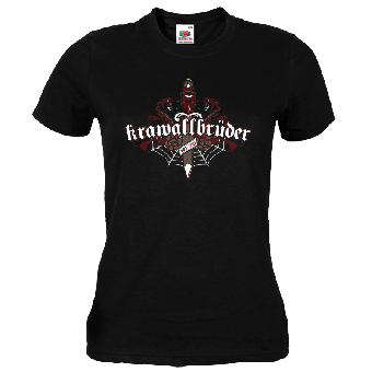 "Krawallbrüder ""Oldschool"" Girly Shirt"