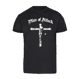 "Plan of Attack ""Crucified Skinhead"" T-Shirt"