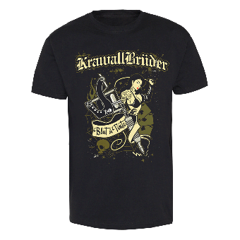 "KrawallBrüder ""Blut und Tinte"" T-Shirt"