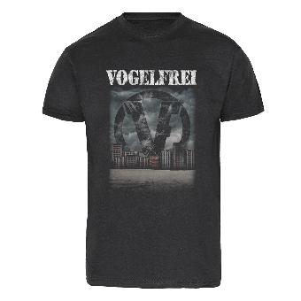 """Vogelfrei """"Dämmerung"""" T-Shirt"""