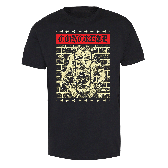 "Concrete ""Subculture Street Trooper"" T-Shirt (black)"