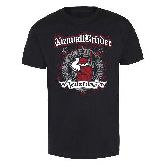"""KrawallBrüder """"Zweite Heimat"""" T-Shirt"""