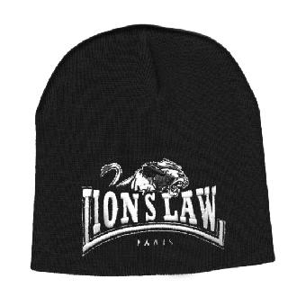 "Lion`s Law ""Logo"" Beanie"