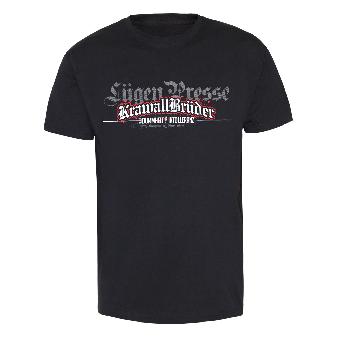"""KrawallBrüder """"Das Wort alleine"""" T-Shirt"""