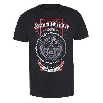 """KrawallBrüder """"Kein Vergeben Kein Vergessen"""" T-Shirt"""