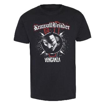 "KrawallBrüder ""Maske"" T-Shirt"