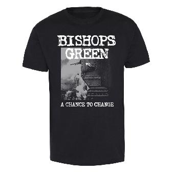 "Bishops Green ""Chance to change"" T-Shirt"
