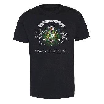 "Mr. Irish Bastard ""The world, the flesh & the devil"" T-Shirt"