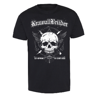 "Krawallbrüder ""Kein Kompromiss"" T-Shirt"