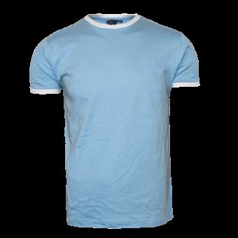 "Nath ""Boston"" Shirt (sky)"