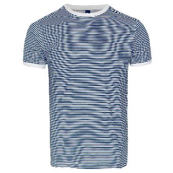 """Nath """"Boston"""" Stipe Shirt (navy)"""