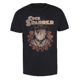 """Cock Sparrer """"Shock Troops"""" T-Shirt"""