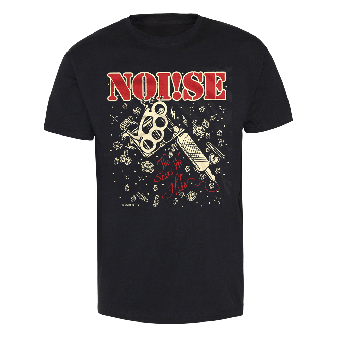 "Noi!se (Noise) ""The scars we hide"" T-Shirt"