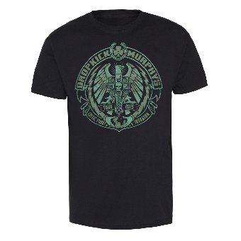 "Dropkick Murphys ""Celtic Invasion Eagle"" T-Shirt"