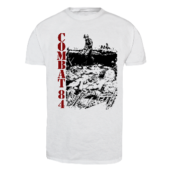 """Combat 84 """"Orders of the day"""" T-Shirt"""