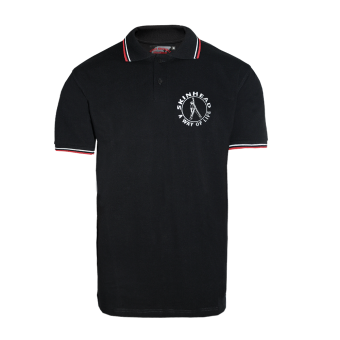"""Never Surrender """"Skinhead - A way of life"""" Polo"""
