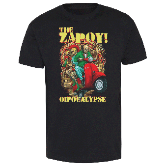 "Zapoy! The ""Oipocalypse"" T-Shirt"