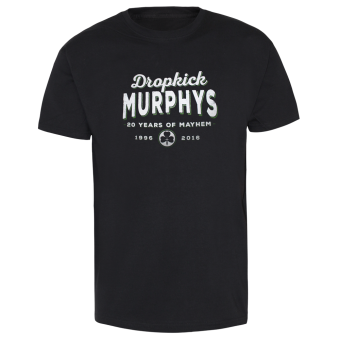 "Dropkick Murphys ""20 Years"" T-Shirt"
