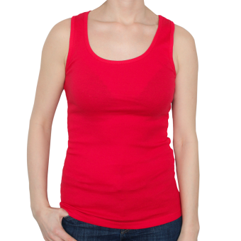 Bella Woman Tank Top (red)