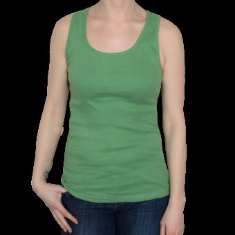 Bella Woman Tank Top (grün)