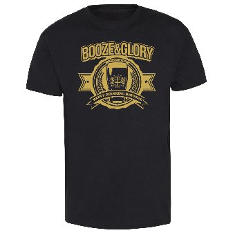 "Booze & Glory ""Heavy Drinking Brigade"" T-Shirt"