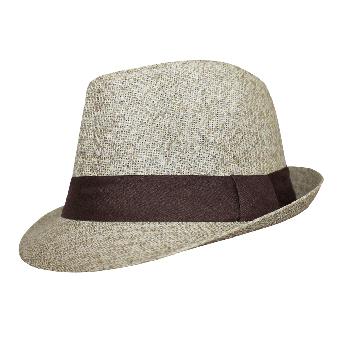 Trilby Sommerhut (sand / brown)