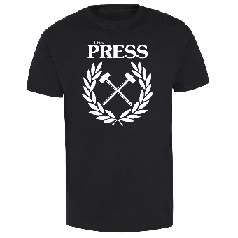 "Press, The ""Logo"" T-Shirt"