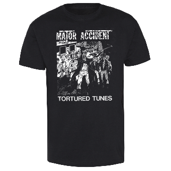 """Major Accident """"Tortured Tunes"""" T-Shirt"""