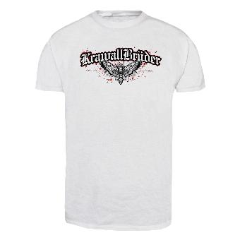 """KrawallBrüder """"Atrop"""" T-Shirt (white)"""