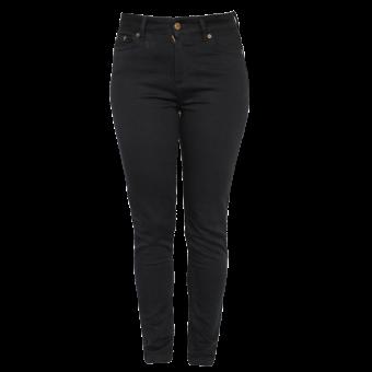 "Ladies ""Lara"" Skinny Jeans (black)"
