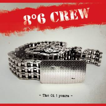 "8°6 Crew ""The Oi! Years"" EP 7"""