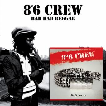 "8°6 Crew ""Bad Bad Reggae"" LP + ""The Oi! Years"" EP 7"""