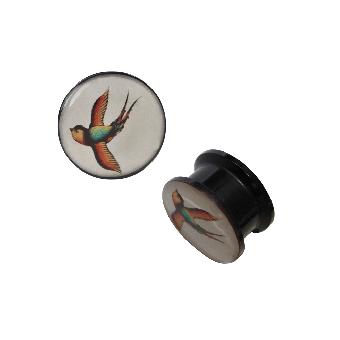 Schwalbe Plug Acryl (links) (reduziert)