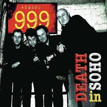 "999 ""Death in Soho"" LP"