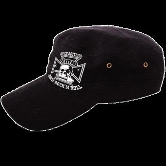 "9mm Assi Rock`n`Roll ""Logo"" US Armycap"