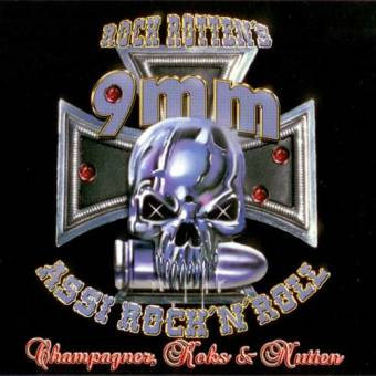 """9mm """"Champagner, Koks & Nutten"""" CD (DigiPac)"""