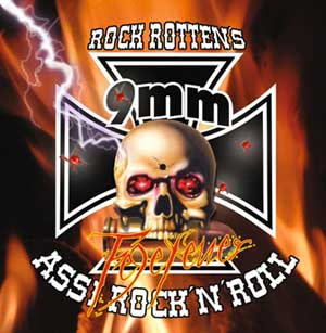 9mm Assi Rock`n`Roll - Fegefeuer CD