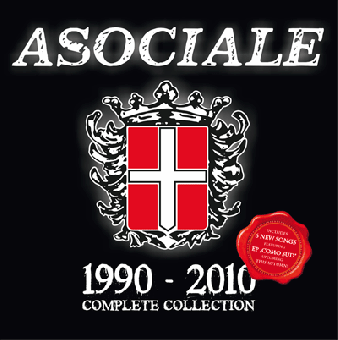 "Asociale ""1990-2010 Complete Collection"" CD"
