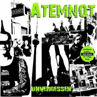 "Atemnot ""Unvergessen"" CD"