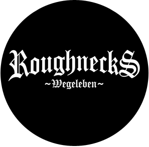 Roughnecks Wegeleben - Button (2,5 cm) 026 (NEU)