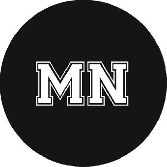 """Mette Nenschen """"College"""" - Button (2,5 cm) 46NEU"""