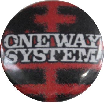 Oneway System (1) - Button (2,5 cm) 124NEU