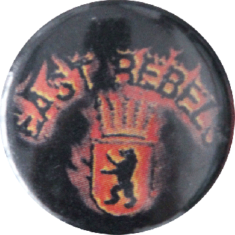 East Rebell - Button (2,5 cm) 132