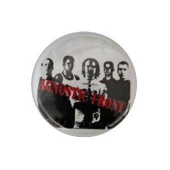 Agnostic Front - Button (2,5 cm) 244