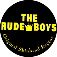 The Rude Boys  - Button (2,5 cm) 288