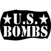 U.S. Bombs (Logo) - Button (2,5 cm) 419