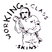 Workin Class Skins - Button (2,5 cm) 426
