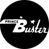 Prince Buster - Button (2,5 cm) 428