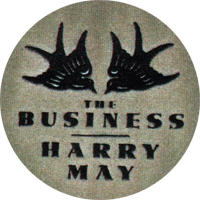 The Business Harry May - Button (2,5 cm) 435
